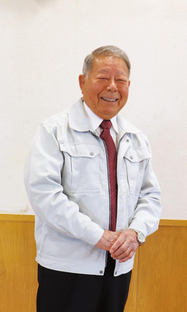 理事長 横内正彦